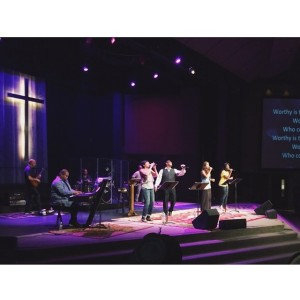 Worship at Rolling Hills Covenant Church