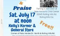 Picnic & Praise @ Kelly's Korner
